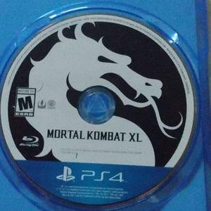 Sony Other - Mortal Kombat XL